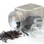 Słoik pysznej ziołowej herbaty Gonseen Dr. Nona