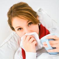 Nie daj się grypie z herbatą Gonseen!